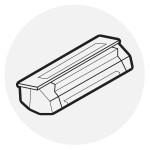 cartuccia toner originale - alta capacità - nero - cod. 59311054