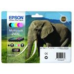 Multipack originale 6 colori Epson Cod. C13T24384020