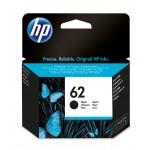 HP 62 - Cartuccia inkjet originale - colore nero  - cod. C2P04AE