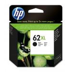 HP 62XL - cartuccia inkjet originale - alta capacità - colore nero  - cod. C2P05AE