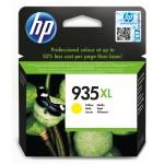 HP 935XL - cartuccia inkjet originale - alta capacità - colore giallo  - cod. C2P26AE