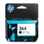 HP 364 - cartuccia inkjet originale - colore nero  - cod. CB316EE