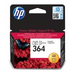 HP 364 - cartuccia inkjet originale - nero photo  - cod. CB317EE