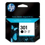 HP 301 - Cartuccia inkjet originale - colore nero  - cod. CH561EE