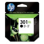 HP 301XL - Cartuccia inkjet originale - alta capacità - colore nero  - cod. CH563EE