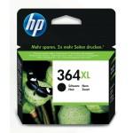 HP 364xl - cartuccia inkjet originale - alta capacità - colore nero  - cod. CN684EE
