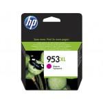 HP 953XL - cartuccia inkjet originale - alta capacità - colore magenta  - cod. F6U17AE