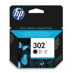 HP 302 - cartuccia inkjet originale - colore nero  - cod. F6U66AE