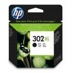 HP 302XL - cartuccia inkjet originale - colore nero  - cod. F6U68AE