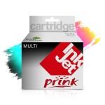 Multipack 4 cartucce di inchiostro 71S NERO + COLORI compatibile con EPSON C13T071540