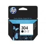HP 304 - cartuccia inkjet originale - colore nero  - cod. N9K06AE