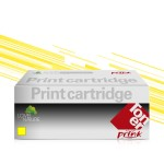 Toner 9702  GIALLO compatibile con HP C9702A
