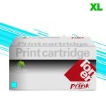 Toner 401X CIANO alta capacità compatible con HP CF401X