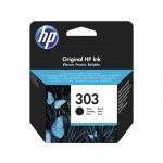 HP 303 - cartuccia inkjet originale - colore nero  - cod. T6N02AE