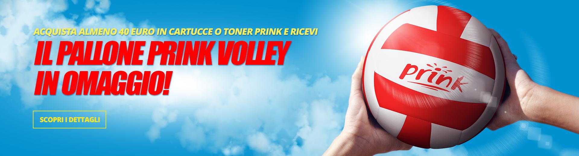 Prink Volley