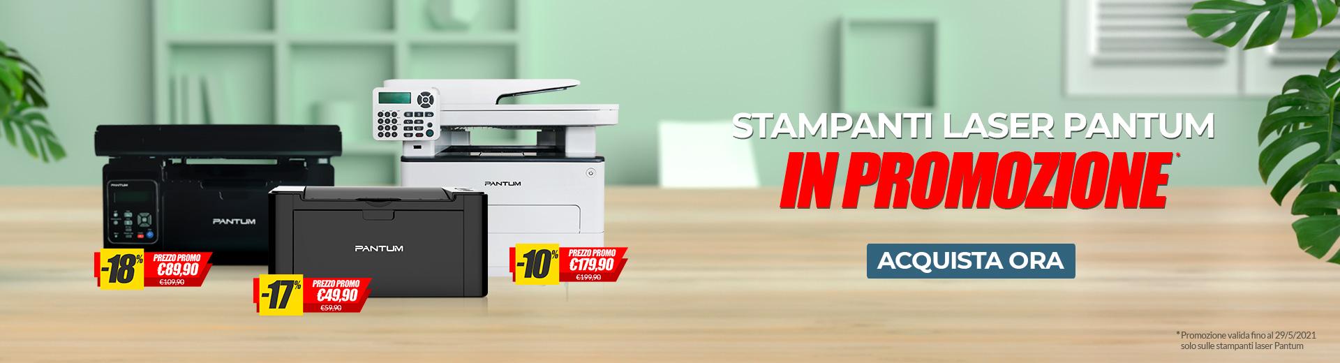 Scopri le stampanti in promozione