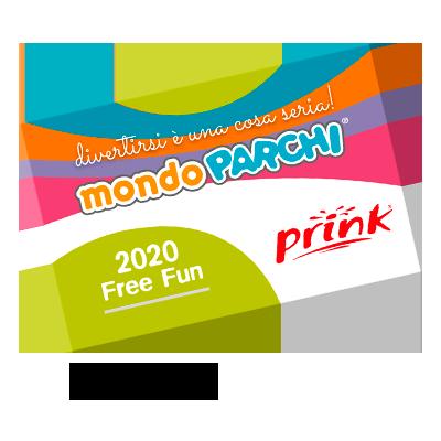 ingresso gratuito parchi convenzionati circuito Mondoparchi img FreeFun